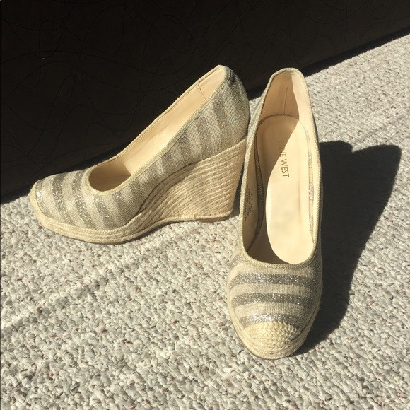 8777d340b Nine West Shoes | Espadrilles Wedge | Poshmark